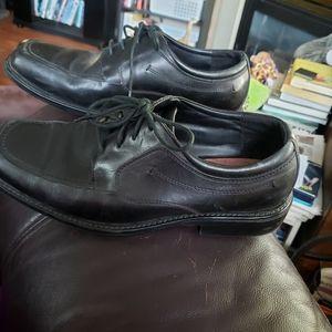 Dockers Men's Black Leather Shoes Size 8.5W